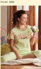 bf730d1dd878 Dámske pyžamo overal Panda výrobcu Vienetta Secret - Danaeshop