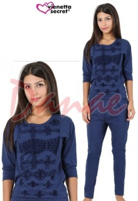 9ab66626f2b1 Moderné dámske domáce oblečenie - Vienetta - Danaeshop