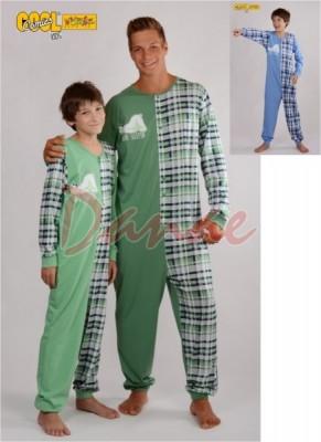 09930049f7fd Spiaci biely medveď - detské pyžamo - overal - Danaeshop