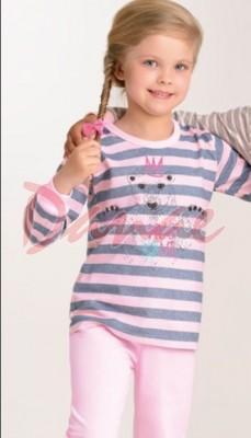 736baef8d902 Detské pyžamo - Hug me - polárny medveď - Danaeshop