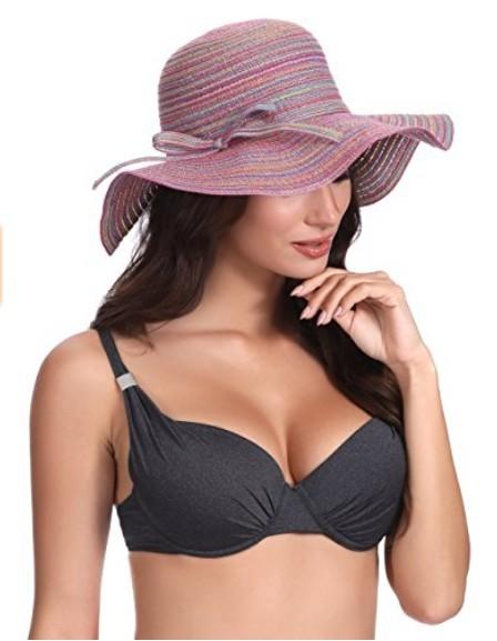 dc055494488a Plážový dámsky klobúk Feba