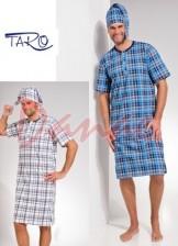 be0e21078abf Pánska nočná košeľa Taro Filip - na gombíky