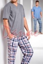 45619ca88966 Pyžamá - Pánske pyžamo dlhé - Danaeshop