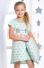 695377535b71 Malá princezná - detská nočná košeľa - Danaeshop