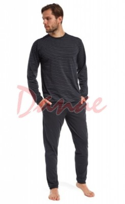 2e9c51ffbdcb Pánske pyžamo dlhé s patentom - Loose - Danaeshop