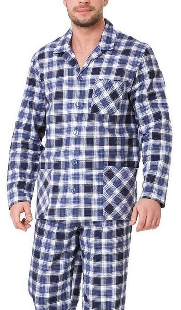 Flanelové pyžamo pre pánov - Ferdinand