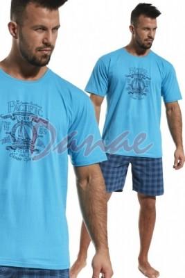 3b4e232d8429 Pyžamo pánske krátke šortky - Ocean Spirit - Danaeshop