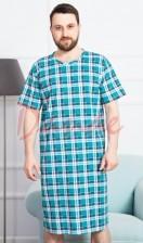 949779e9e81e Pánska nočná košeľa Gazzaz - Cube