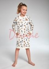 2f3537c928e8 Roztomilé mačiatka - nočná košeľa dievčenská